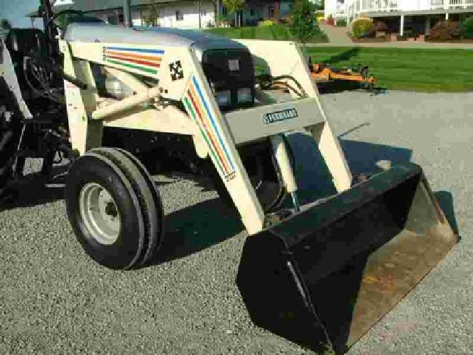 $3,500 1998 Farmhand 22 for sale in Dundee, Ohio ...