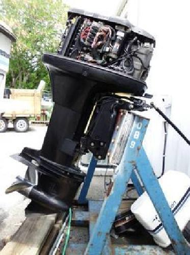 3 500 1998 Mercury Optimax 150 Hp Outboard Engine With