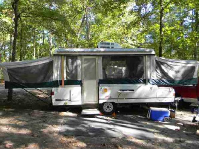 3 500 2001 Coleman Westlake Popup Camper For Sale In