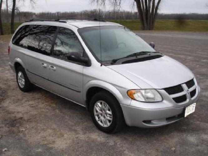 $3,500 2001 Dodge Grand Caravan