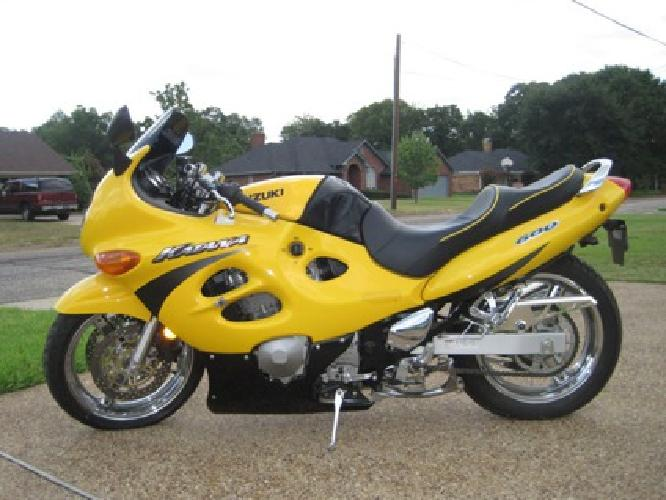 $3,500 2001 Suzuki Katana 600 for sale in Tyler, Texas ...
