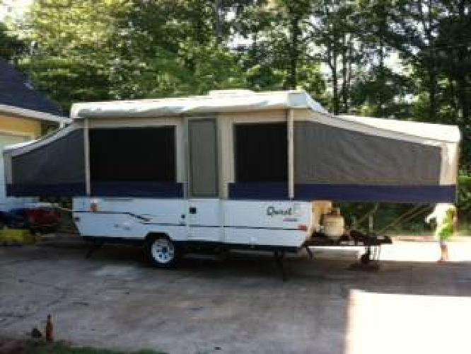 3500 2002 Jayco Qwest 12a Pop Up Camper For Sale