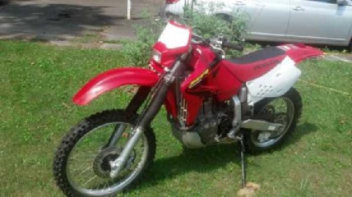 $3,500 2003 Honda XR 650 R (north east MD)