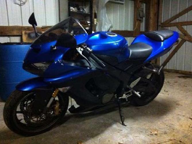 $3,500 2006 Kawasaki ZX6 636