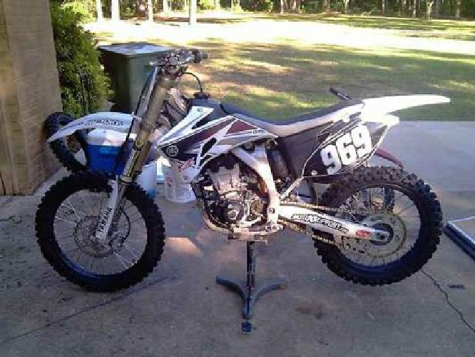 3 500 2009 yamaha yz250f for sale in montgomery alabama for Yamaha montgomery al