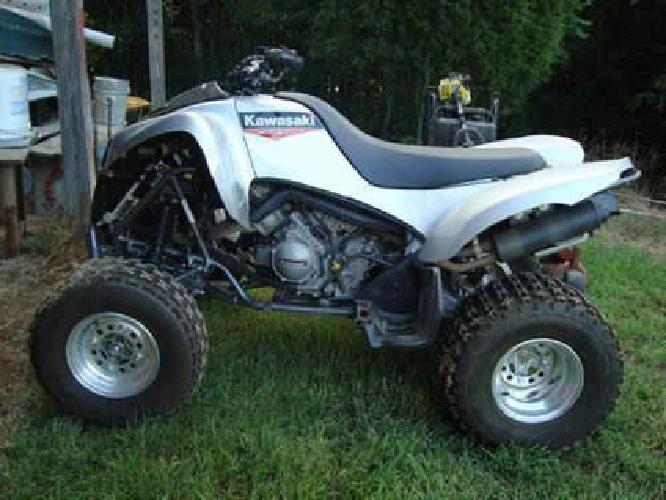 3 500 kawasaki kfx 700 4 wheeler for sale in falling waters west virginia classified. Black Bedroom Furniture Sets. Home Design Ideas