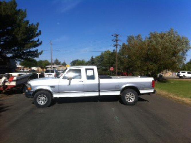 $3,500 OBO Ford F250