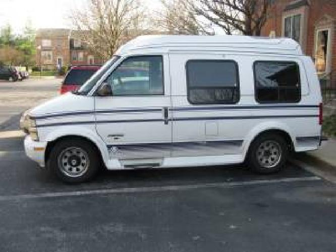 $3,500 OBO Van for Sale--Chevy Astrovan Elite