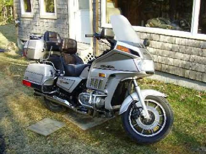 3 685 1987 honda gold wing interstate for sale in for Honda motorcycle dealers maine