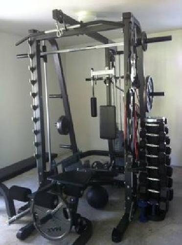 hoist smith machine for sale