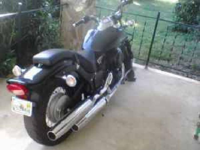 $3,900 09 Yamaha V-STAR 650 CUSTOM***LOW MILES!!***RUNS