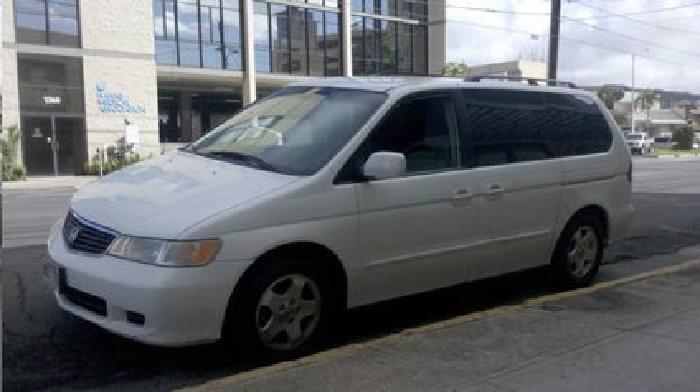3 900 2000 honda odyssey van ex for sale in honolulu for Honda honolulu service
