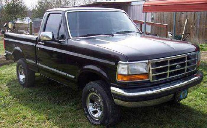 94 ford f 150 4x4 wiring $3,950 94 ford f150 xlt 4x4 new paint for sale in ... 1999 ford f 150 4x4 wiring diagram #8