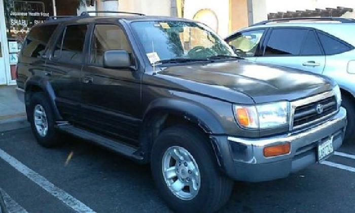 $3,950 OBO A great 4Runner limited edition
