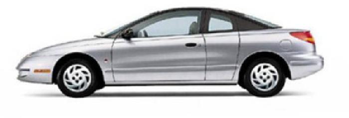 $3,990 2000 Saturn S-Series