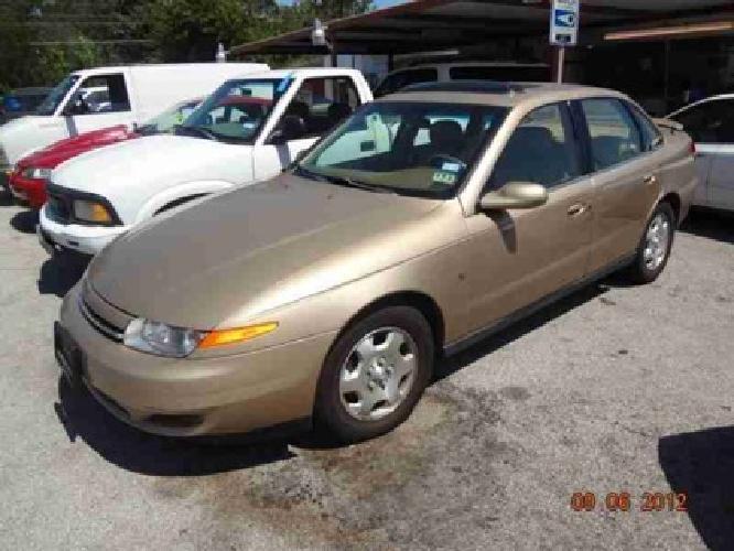 $3,995 2000 Saturn LS LS2 Auto
