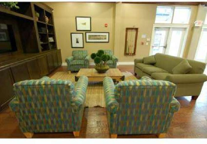 3 Beds - Fort Apartments, The