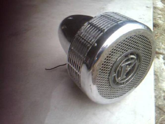$400 antique Federal Q siren