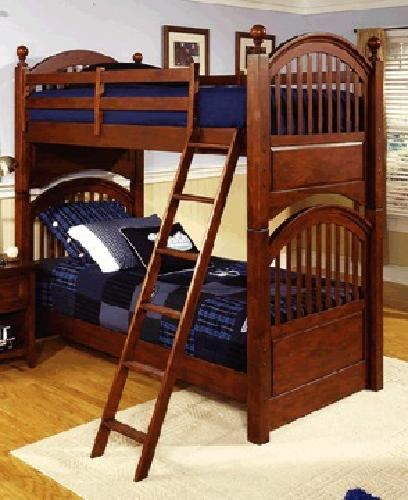 400 Bunk Beds Twin Cherry Colored For Sale In Roanoke Virginia Classified
