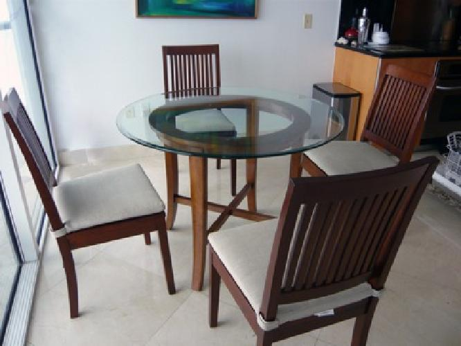 400 dining table and chairs for sale in miami beach florida