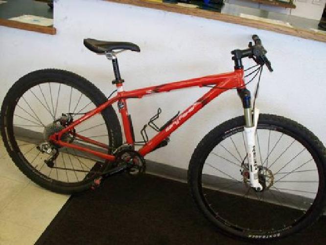 $400 Gary Fisher Xcal Mountain Bike
