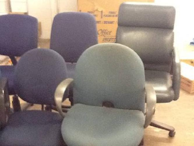 Stylex Office Chairs 400 Hon Office chairs for sale in Boynton Beach, Florida Classified ...
