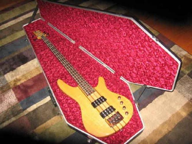$400 Ibanez Sdgr Srx700 Bass