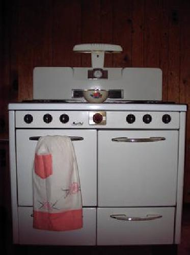 400 Make Offer Antique Working 1940s Magic Chef Gas