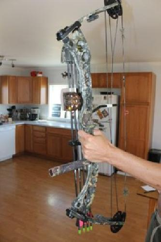 $400 OBO PSE AR 35 compound bow, 27