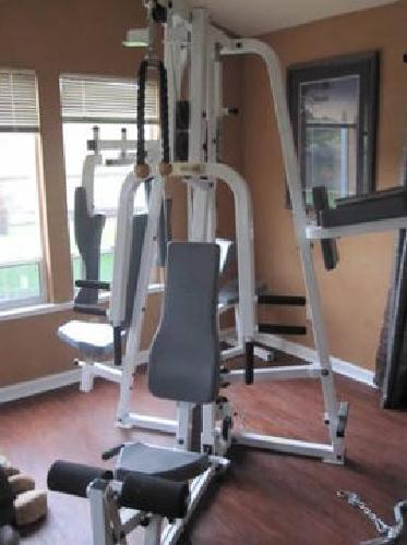 400 Pacific Fitness Malibu Gym Home Gym Set For Sale In