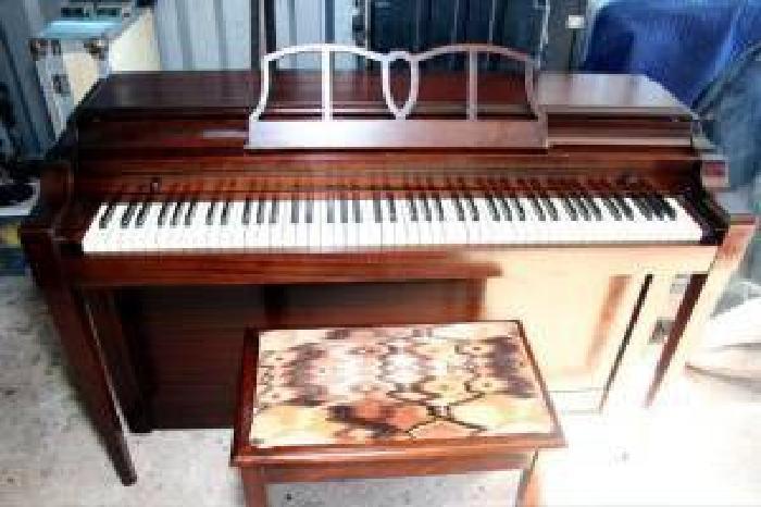 400 Piano Hardman Peck Console Piano For Sale In