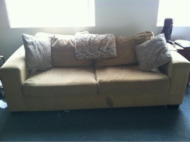 400 plush large sofa set for sale for sale in denver for Large plush sectional sofa