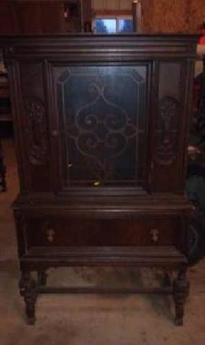 400 Solid Antique China Hutch 1930 S 1940 S For Sale In