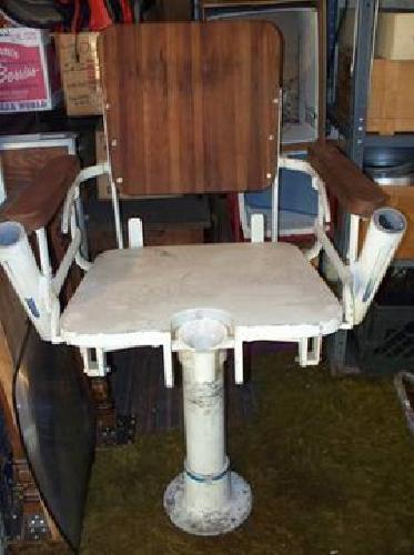 400 vintage rockaway fishing fighting chair complete excellent