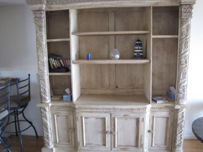 400 Wood Tv Computer Hutch For Sale In Pensacola Florida
