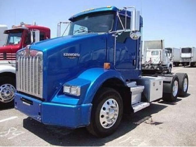 $40,000 2005 Kenworth T800