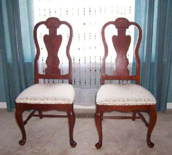 40 4 Cherry Dining Room Chairs Indianapolis For Sale In
