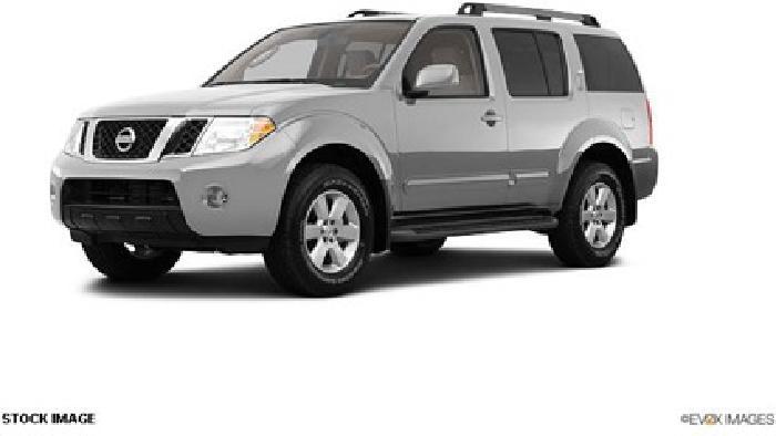 $40,655 2012 Nissan Pathfinder