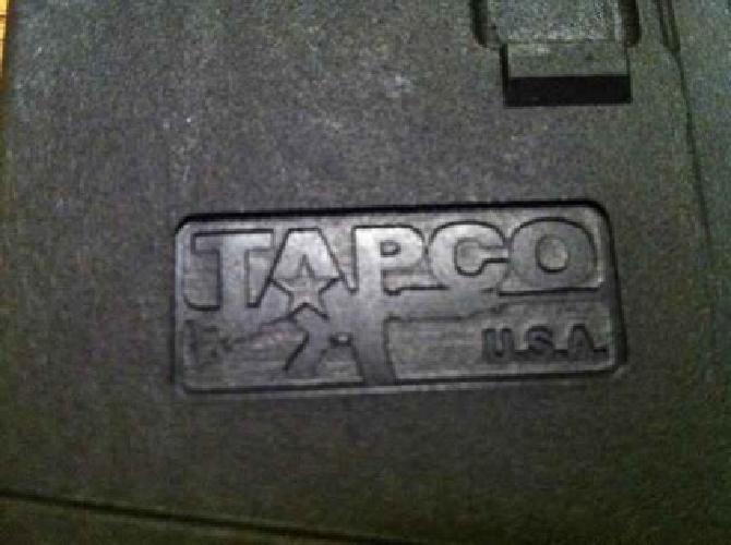 $40 (6) TAPCO .223/5 .56 30 RD MAGAZINES IN BLACK all brand new, $40 each ...