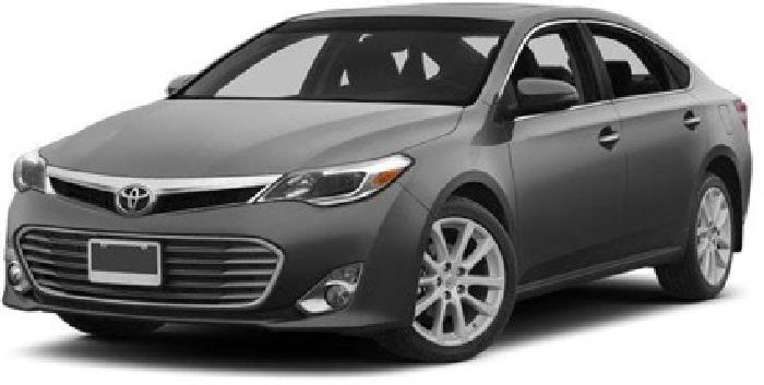 $40,754 2013 Toyota Avalon 4dr Sdn Limited