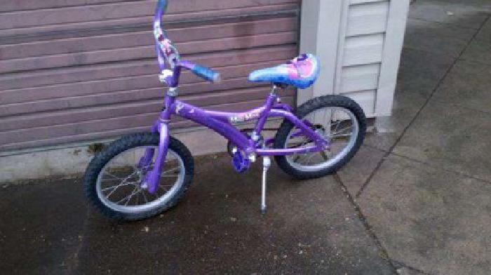 $40 Almost new 16 inch bike (Roy, Utah)