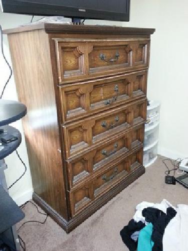 $40 Dresser
