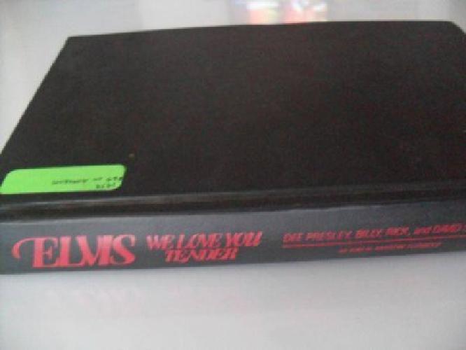 $40 Elvis Book