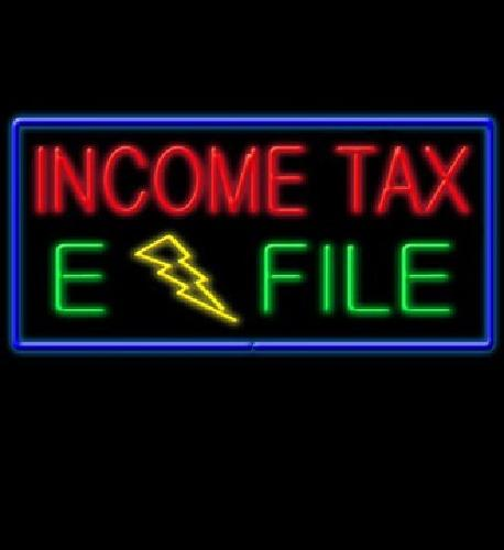 $40 Fast Friendly Tax Preparation eFile income Tax Refund, ITIN, 1040 540