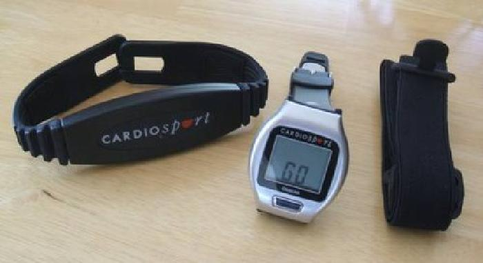 $40 Heart Rate Monitor: CardioSport GO, New