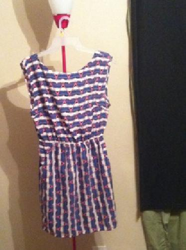 $40 Lulus Low back Dress Size Large New with Tags