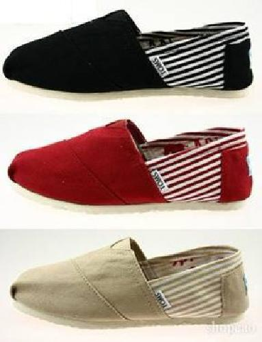 40 new unisex s or s toms classics flat shoes