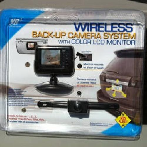 $40 New VR3 VRBCS300W Wireless Back-Up Camera with 2.5