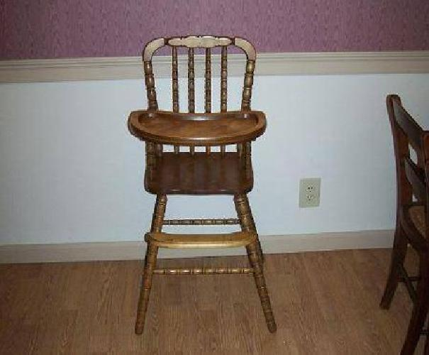 $40 Old Jenny Lind High Chair for sale in Mount Vernon