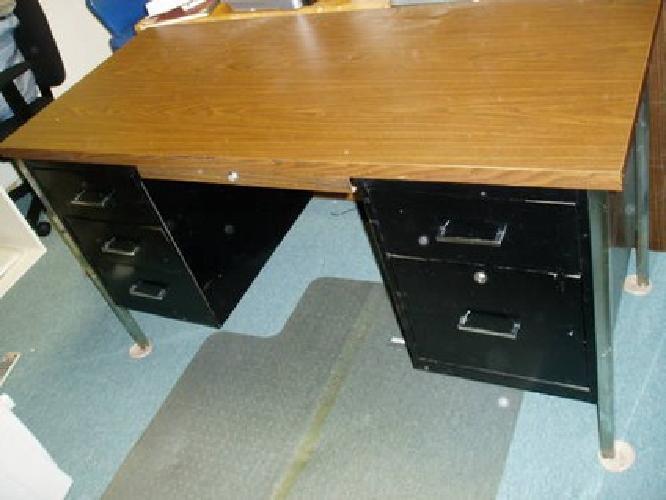 $40 Old School Office Desk